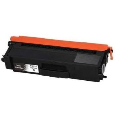 Brother TN-331, TN-321 FEKETE toner