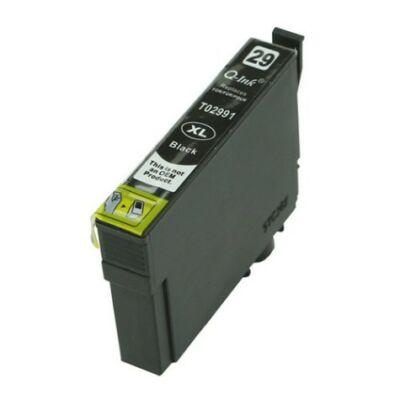 Epson utángyártott tintapatron - T2991 29XL Fekete