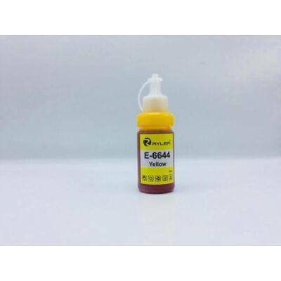 Epson utángyártott tintapatron - T6644 Yellow SÁRGA Töltő