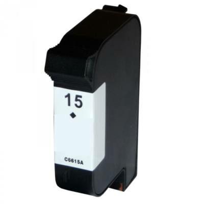 HP 15 (6615) FEKETE tintapatron
