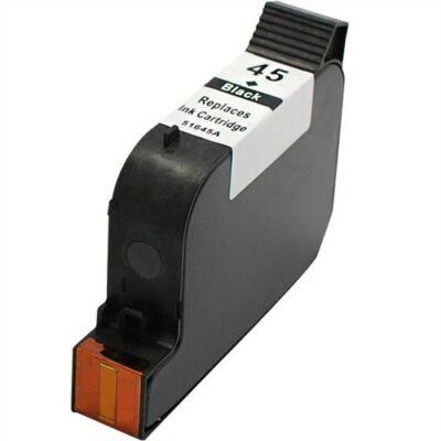 HP 45 (51645a) tintapatron FEKETE