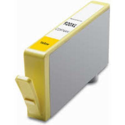 HP CD972AN (920XL Y) Sárga tintapatron