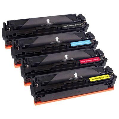HP CE410X Fekete utángyártott toner