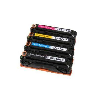 HP CF210X fekete utángyártott toner 2400 oldal