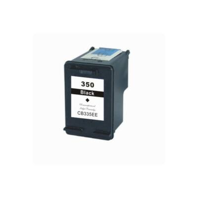 HP350xl (CB336E) tintapatron FEKETE