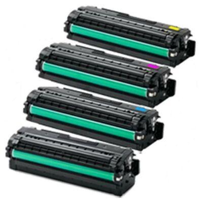 Samsung színes CLP-506L, CLP-680 , CLP-6260 Cián toner 3500 oldal