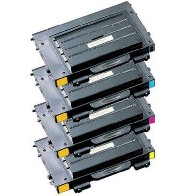 Samsung színes CLP-510 Fekete toner 6000 oldal
