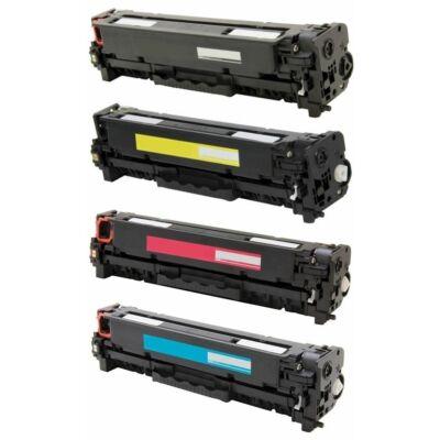 HP CC530A BK/CRG 718(MF8360CDN) toner FEKETE 3500 oldal
